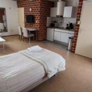 Hotelroom/apartment